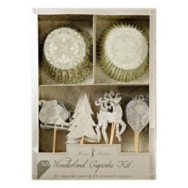 Wonderland Winter Cupcake Set